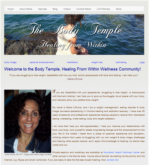 The Body Temple - Healing From Within